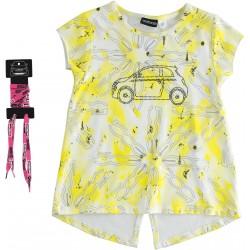 Sarabanda 02471 T-shirt ragazza 500e