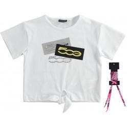 Sarabanda 02468 T-shirt ragazza 500e