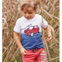 Sarabanda 02509 T-shirt bambino 500