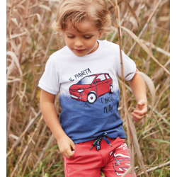 Sarabanda 02509 Children's T-shirt 500