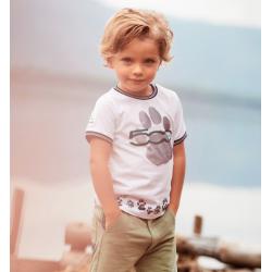 Sarabanda 02507 T-shirt bambino 500