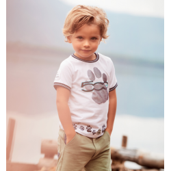 Sarabanda 02507 Children's T-shirt 500