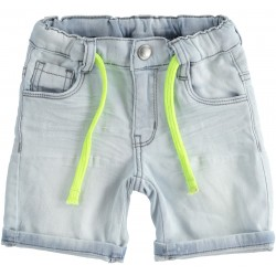 Sarabanda D2133 Bermuda jeans bambino