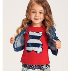 Sarabanda D2047 T-shirt bambina