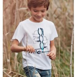 Sarabanda 02673 T-shirt boy 500e