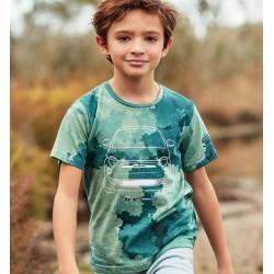 Sarabanda 02671 T-shirt boy 500e