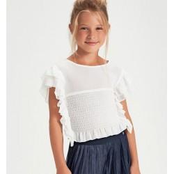 Sarabanda 02440 Girl Shirt