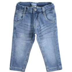 Sarabanda 0J149 Pantalone maglia bambino