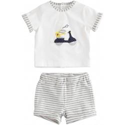 Minibanda 3J656 Baby Suit