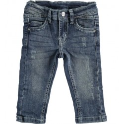Sarabanda D3115 Pantalone denim bambino