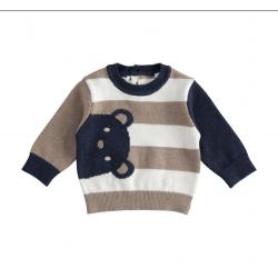Minibanda 33613 Maglione tricot neonato
