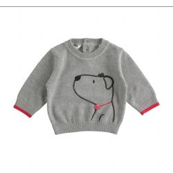 Minibanda 33637 Maglione tricot neonato
