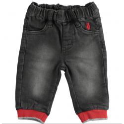 Minibanda 33641 Pantalone denim neonato