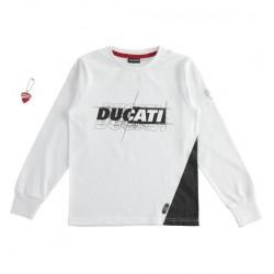 Ducati 03356 T-shirt ragazzo