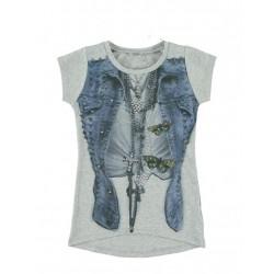 Sarabanda DM85756 T-shirt ragazza