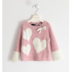 Sarabanda 03249 Maglia tricot bambina