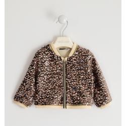 Sarabanda 03208 Sequin sweatshirt girl
