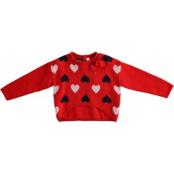 Sarabanda 03252 Maglia tricot bambina