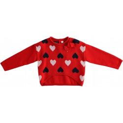 Sarabanda 03252 Tricot girl jersey
