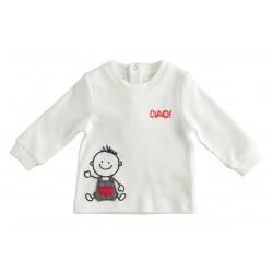 Minibanda 33694 T-shirt neonato