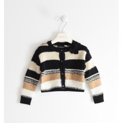 Sarabanda 03251 Cardigan tricot bambina