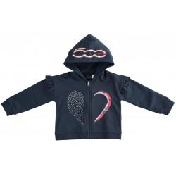 500 03213 Girls' sweatshirt