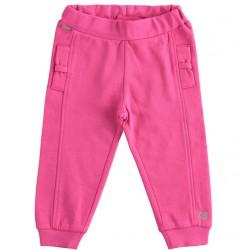 Sarabanda D3141 Girls' sweatply trousers