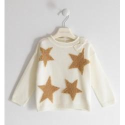 Sarabanda 03250 Maglia tricot bambina