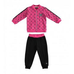 Sarabanda 13726 Girls' gauze jumpsuit