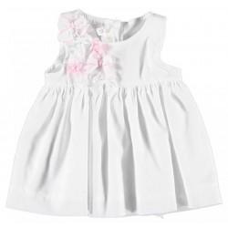 Minibanda 3G778 Newborn Sleeveless Dress