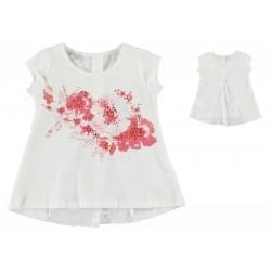 Sarabanda 0M554 T-shirt bambina