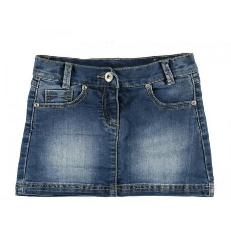 Sarabanda DI864 Miniskirt jeans girl