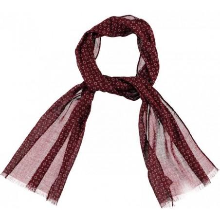0L089 Patterned scarf