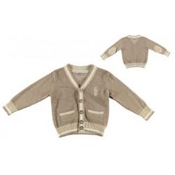 Sarabanda 0I100 Baby Cardigan