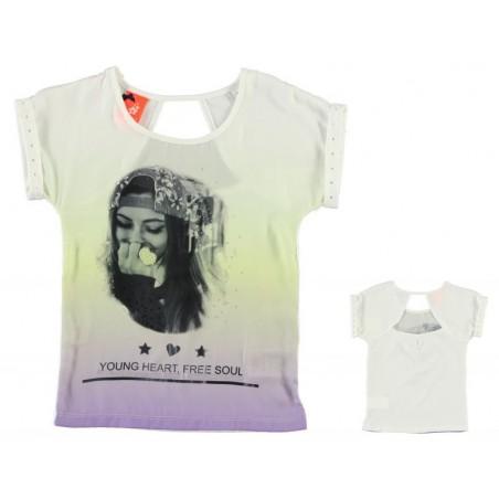 Sarabanda 0M661 T-shirt ragazza