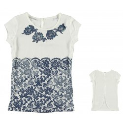 Sarabanda 0M652 T-shirt ragazza