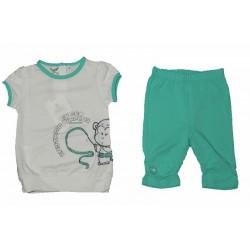 Sarabanda 0E737 Newborn Suit